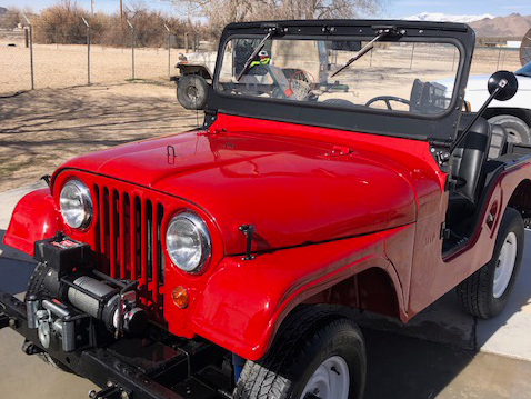 restoremyjeep com  u2022 restored jeeps 1973 jeep cj5 ignition wiring